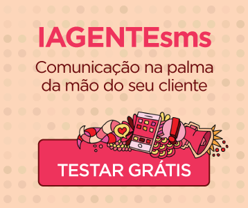 Blog Iatenge - Campanha SMS - Comunicação na palma da mão do cliente - Teste gratuítamente