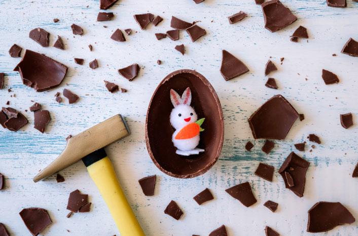 A caça aos ovos acabou! O que fazer depois da Páscoa?