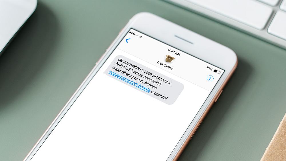 SMS personalizado: entenda por que e como enviar