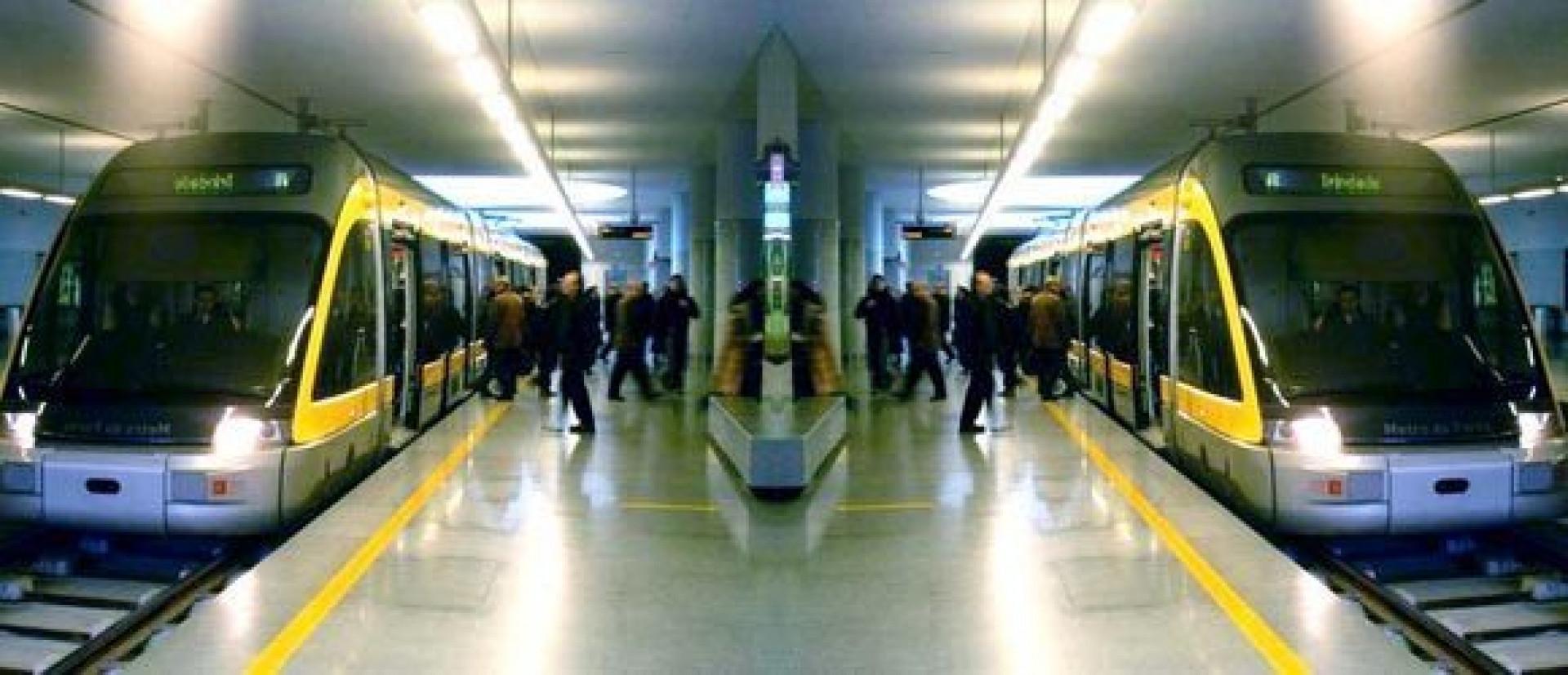 Metrô avisa, via SMS, sobre problemas nas linhas