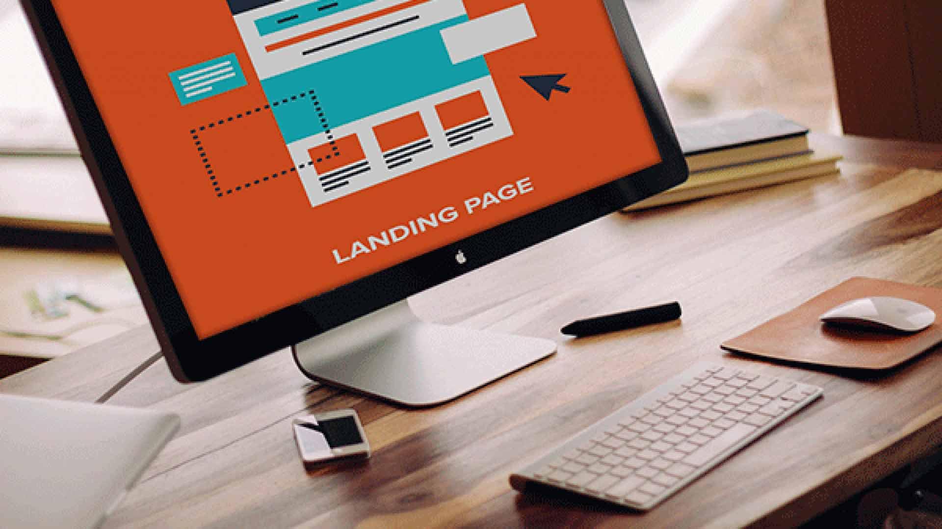 Aposte no potencial das landing pages para aumentar a taxa de conversão do seu negócio