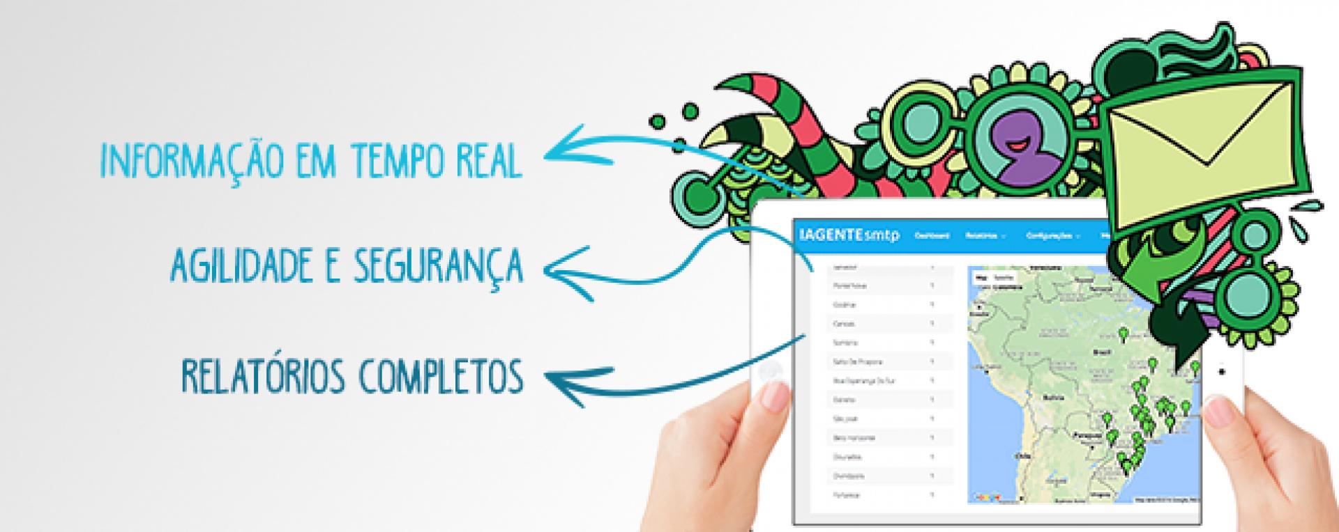 IAGENTEsmtp: nova solução para envio e monitoramento de e-mails automatizados