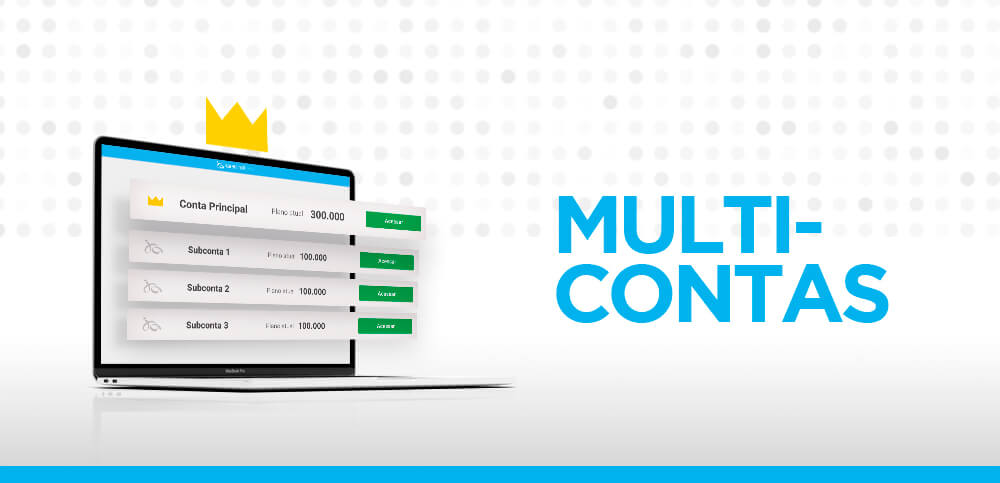 Tem novidade no IAGENTEmail: Multi-Contas e Multi-Usuários