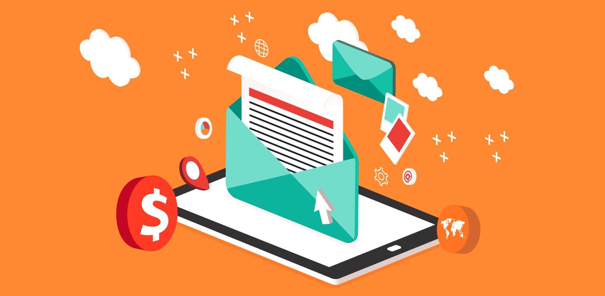 6 grandes benefícios às pequenas empresas ao utilizarem o email marketing